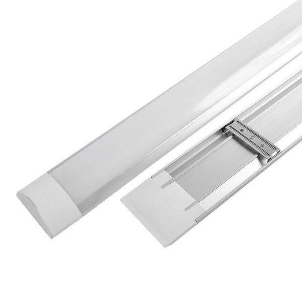 LED21 LED panel SLIM přisazený 10W 230V 30cm 800lm Neutrální bílá OT6672